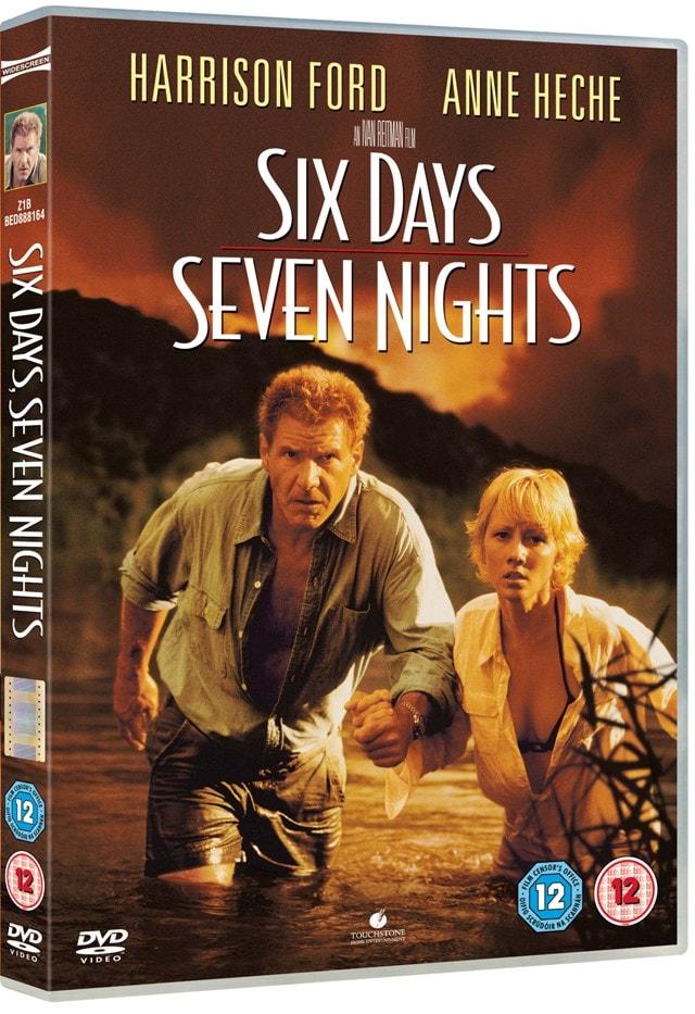 Six Days, Seven Nights - 2