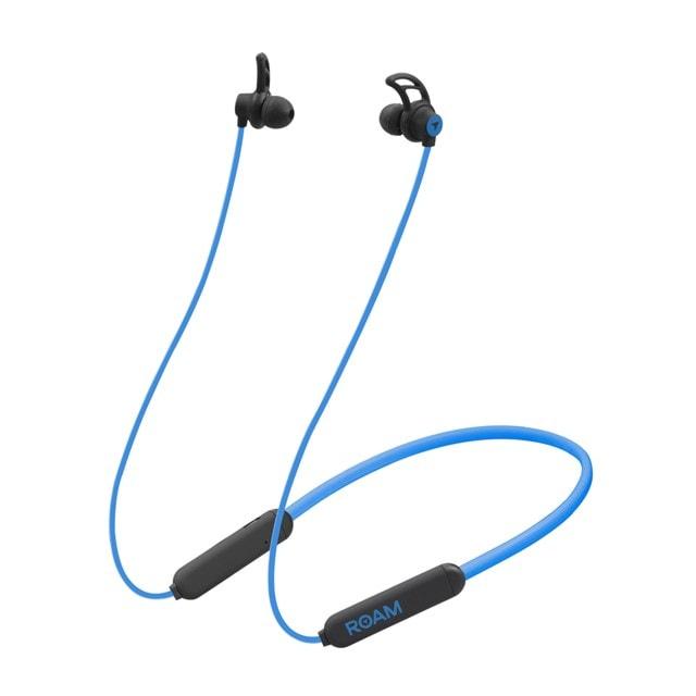 Roam Sports Pro Blue Bluetooth Earphones - 3