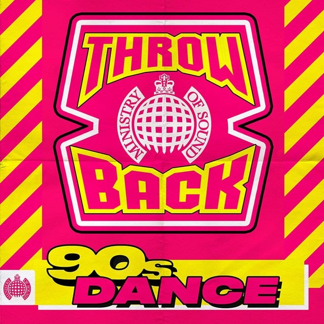 Throwback 90s Dance - 1