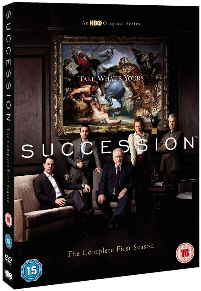 Succession: The Complete First Season - 2