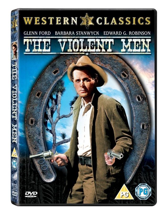 The Violent Men - 2
