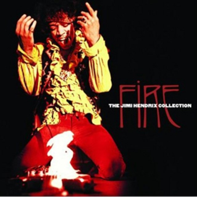 Fire: The Jimi Hendrix Collection - 1