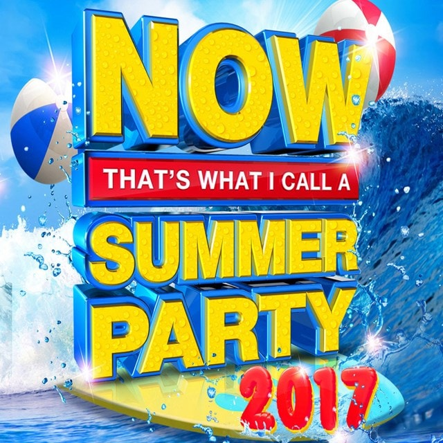 Now That's What I Call a Summer Party 2017 - 1