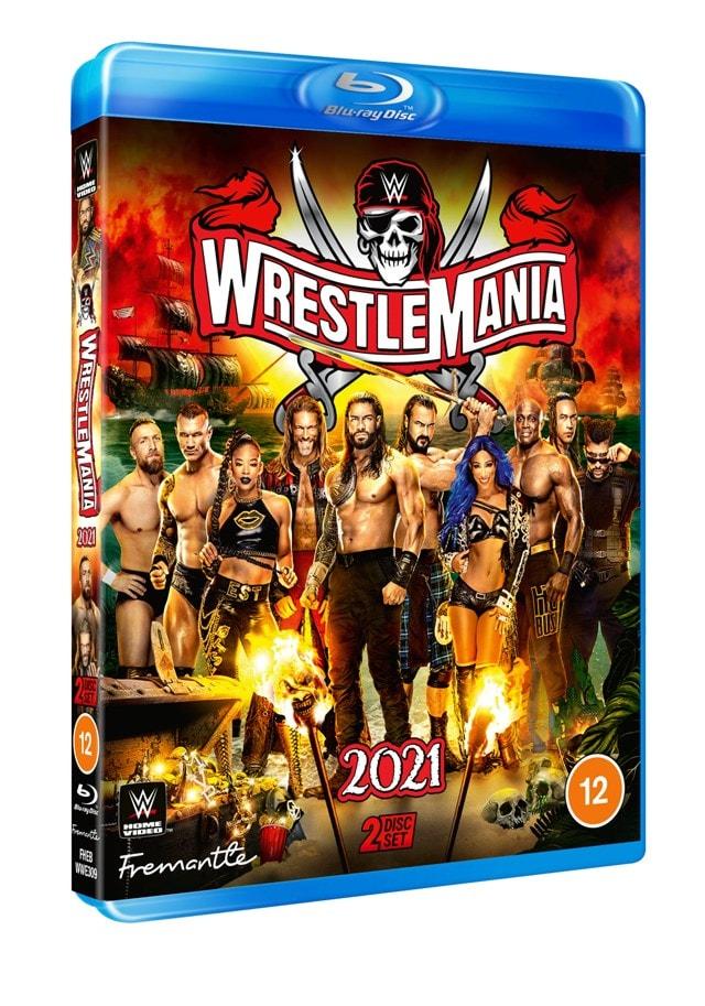 WWE: Wrestlemania 37 - 2