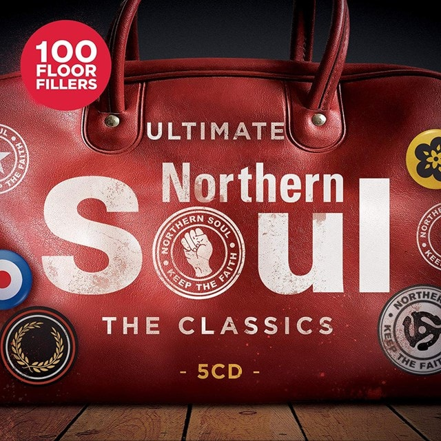 The Classics: Ultimate Northern Soul - 1