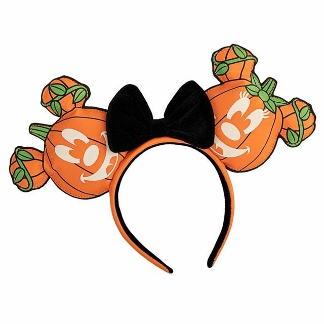 Disney: Mick-O-Lantern Loungefly Headband - 1