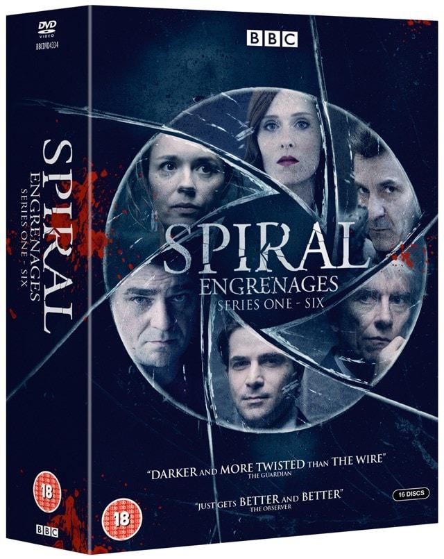 Spiral: Series One-six - 2