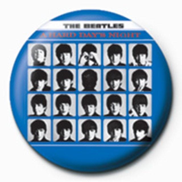 The Beatles: Get Back (Hardback) With Free Badge - 3