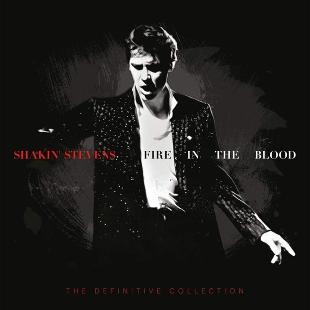 Fire in the Blood: The Definitive Collection - 1