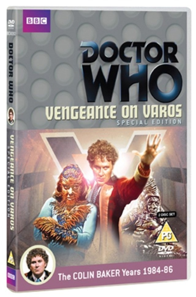 Doctor Who: Vengeance On Varos - 1