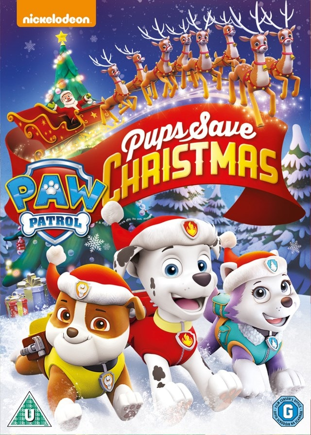 Paw Patrol: Pups Save Christmas - 1