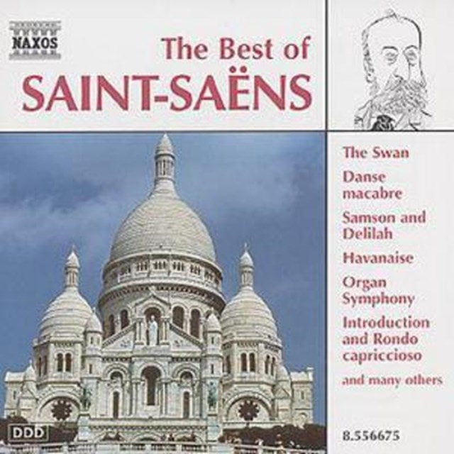 The Best od Saint-Saens - 1