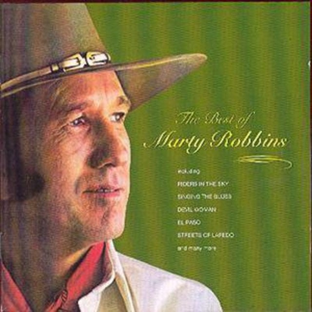 The Best Of Marty Robbins - 1