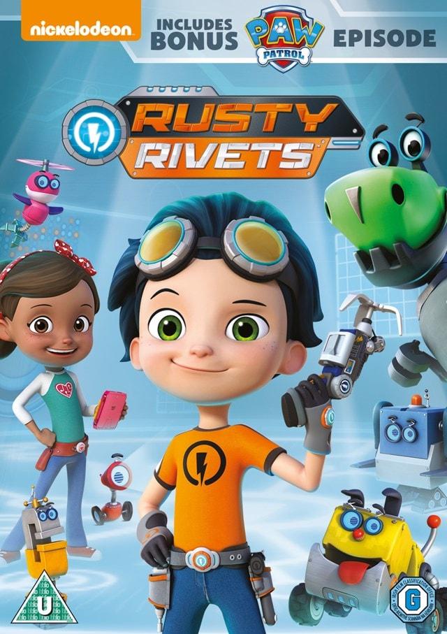 Rusty Rivets - 1