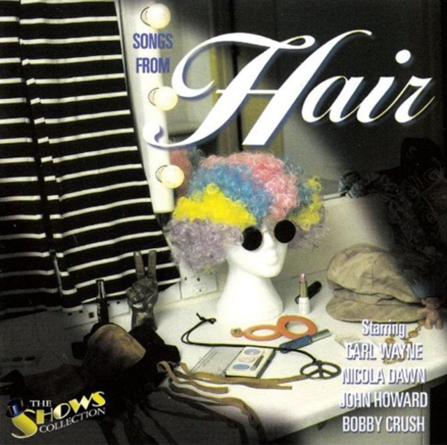 Songs from Hair - 1