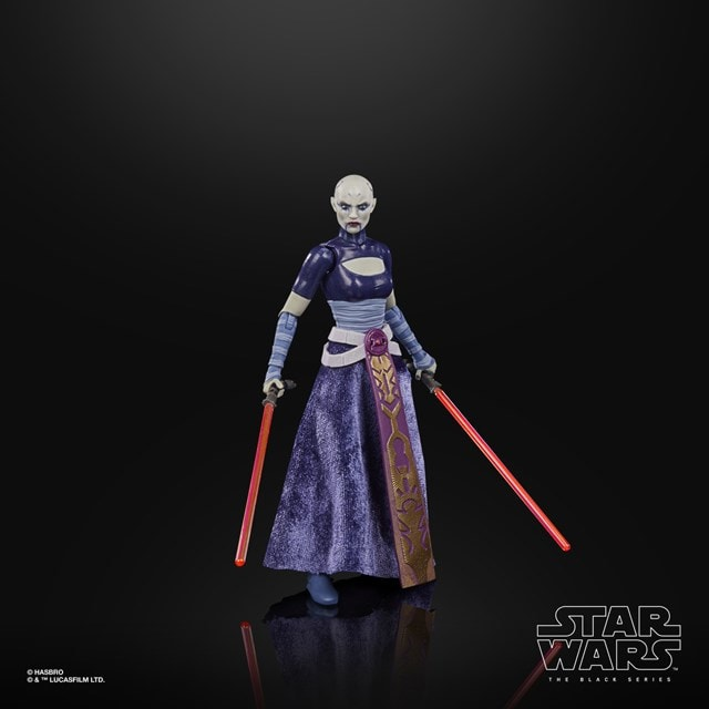 Asajj Ventress: Clone Wars: Star Wars Black Series Action Figure - 3