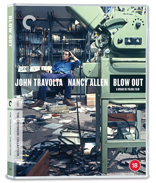 Blow Out - The Criterion Collection - 2