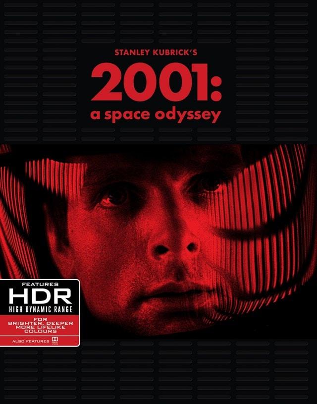 2001 - A Space Odyssey - 1