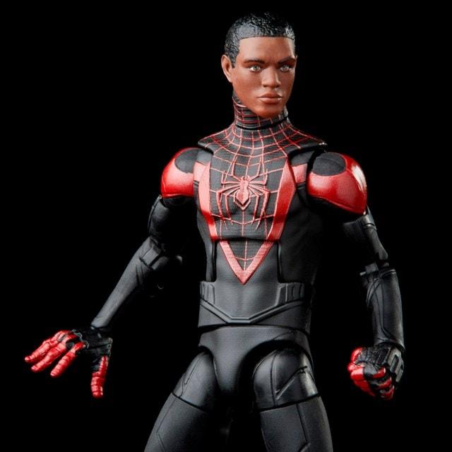 Gamerverse Miles Morales: 'Marvel Legends Series  Action Figure - 6
