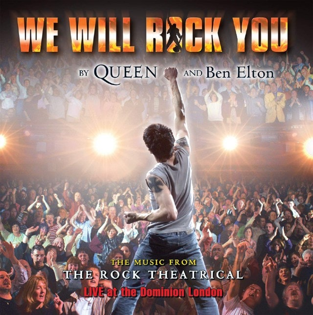 We Will Rock You: The Music from the Rock Theatrical, Live at the Dominion London - 1