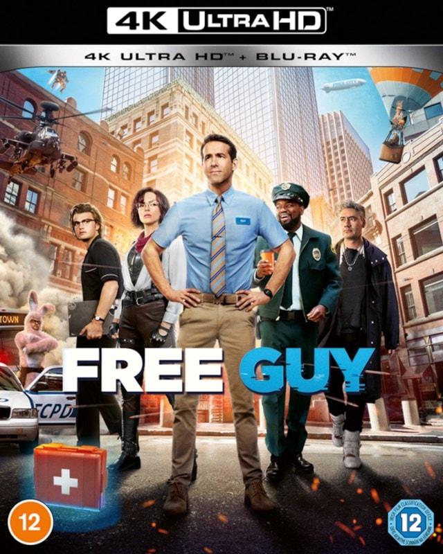 Free Guy - 3