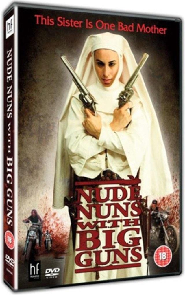 Nude Nuns With Big Guns - 1