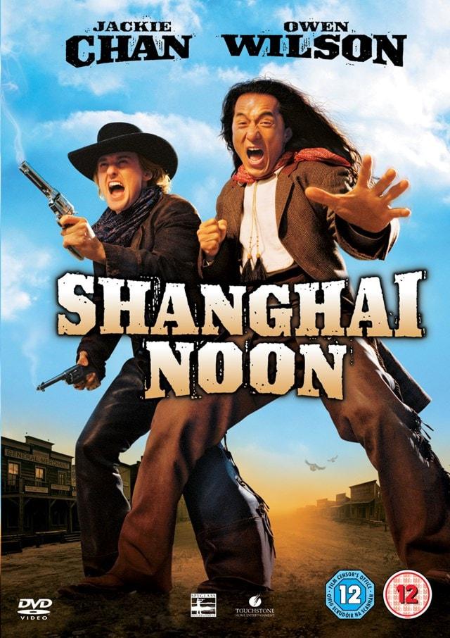 Shanghai Noon - 1