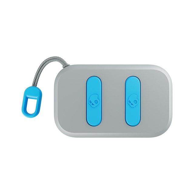 Skullcandy Dime Light Grey/Blue True Wireless Bluetooth Earphones - 5