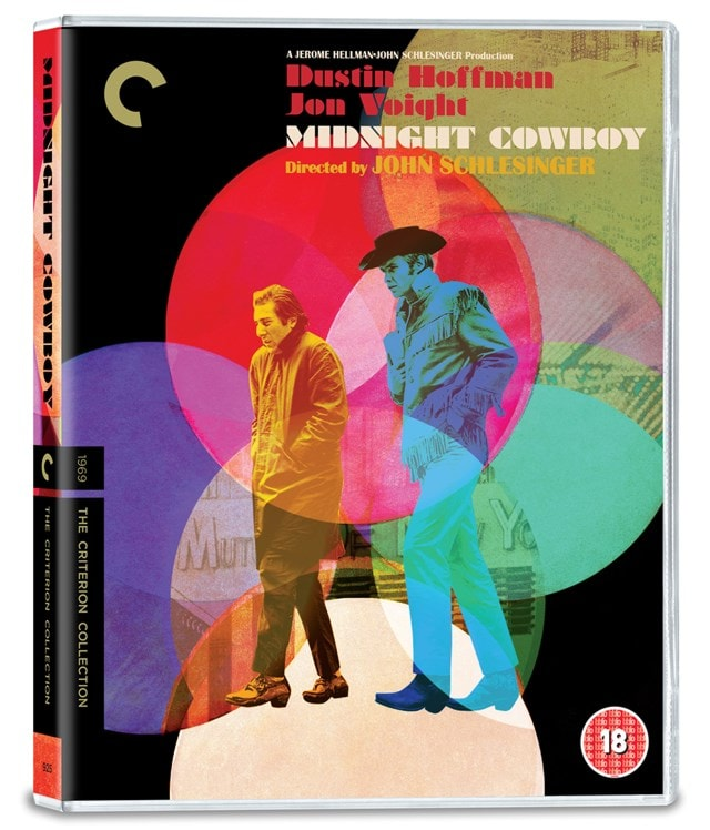 Midnight Cowboy - The Criterion Collection - 2