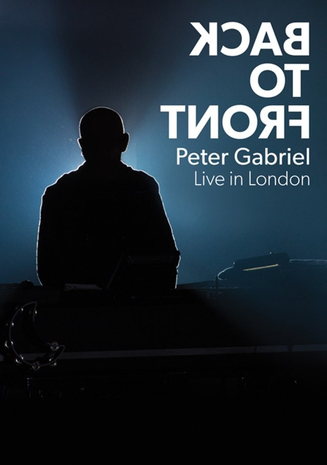 Peter Gabriel: Back to Front - 1