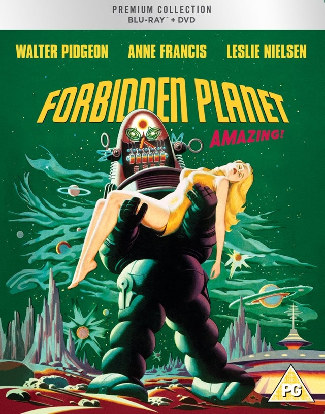 Forbidden Planet (hmv Exclusive) - The Premium Collection - 2