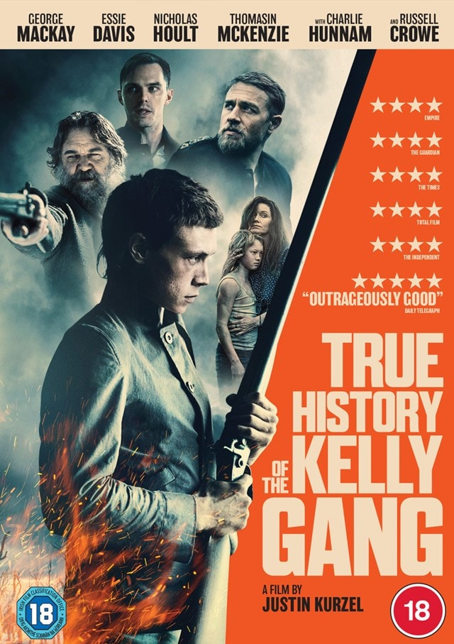 True History of the Kelly Gang - 1