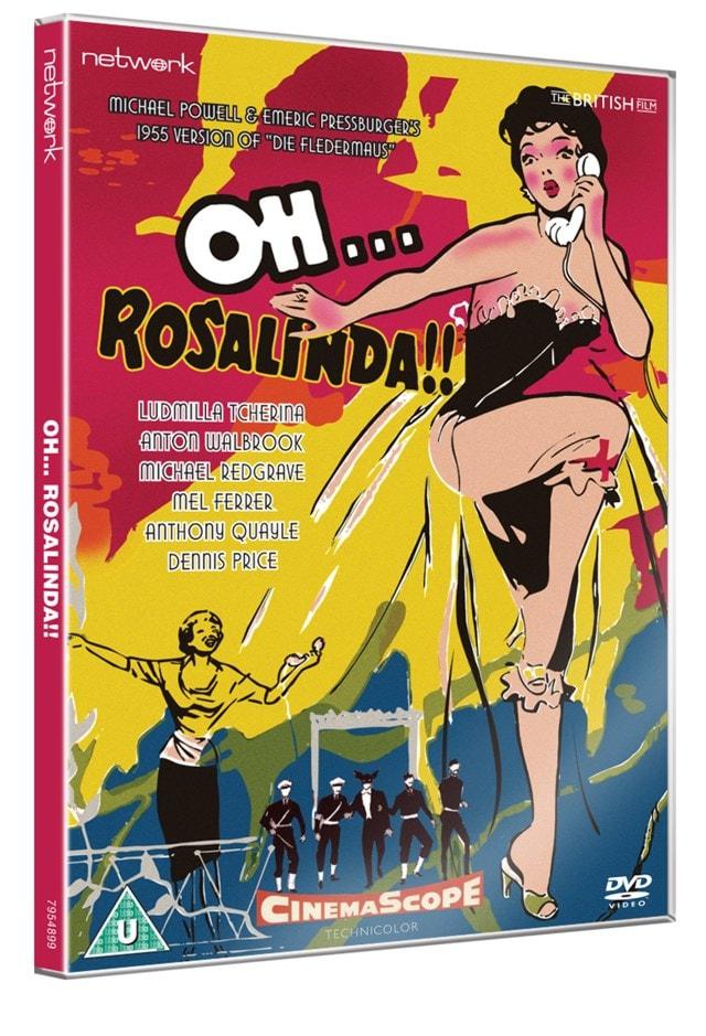 Oh... Rosalinda!! - 2