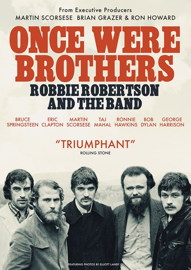 Once Were Brothers: Robbie Robertson and the Band - 1