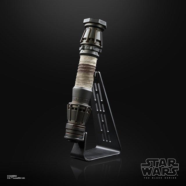 Rey Skywalker: Star Wars Black Series  Force Fx Elite Lightsaber - 6
