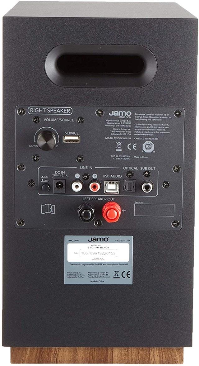 Jamo S-801 PM Black Speakers - 4