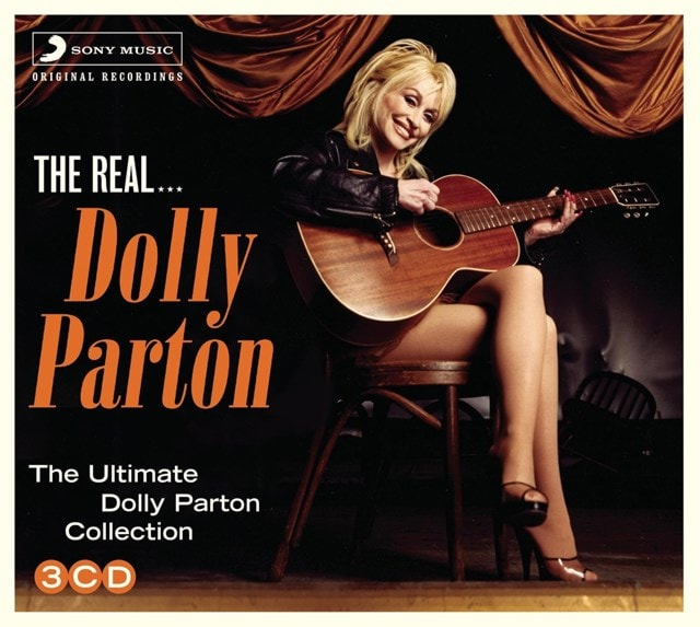 The Real... Dolly Parton - 1