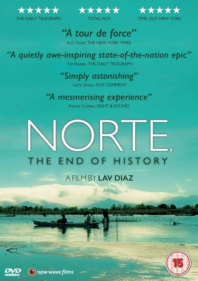 Norte, the End of History - 1