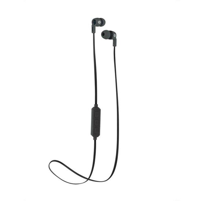 Journey Black Bluetooth Earphones - 1