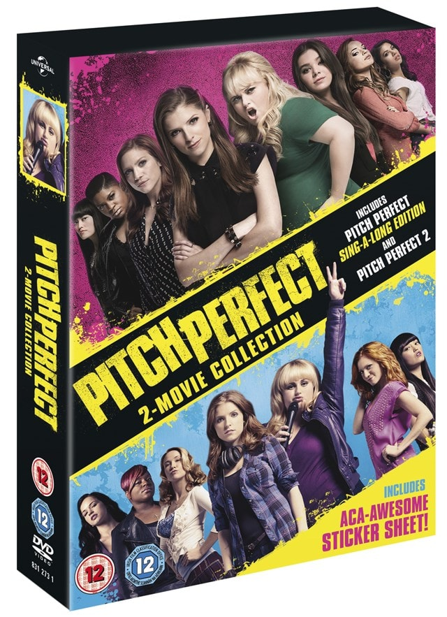 Pitch Perfect/Pitch Perfect 2 - 2