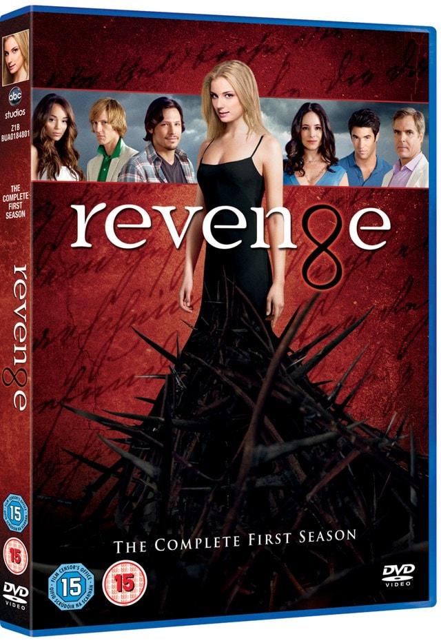 Revenge: The Complete First Season - 2