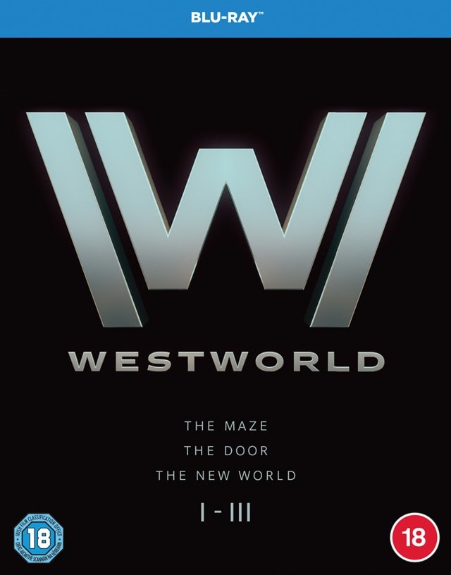 Westworld: Seasons 1-3 - 1