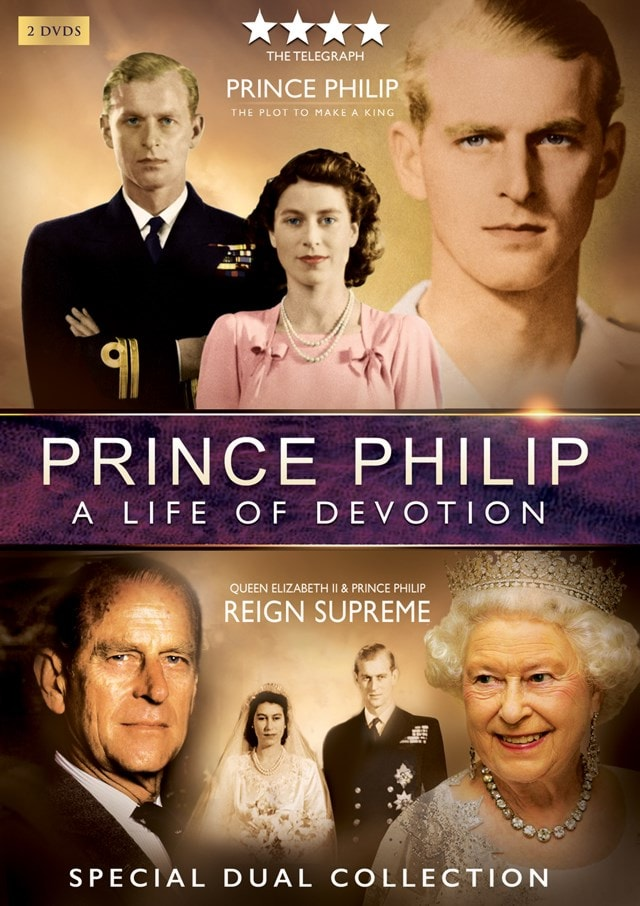 Prince Philip: A Life of Devotion - 1