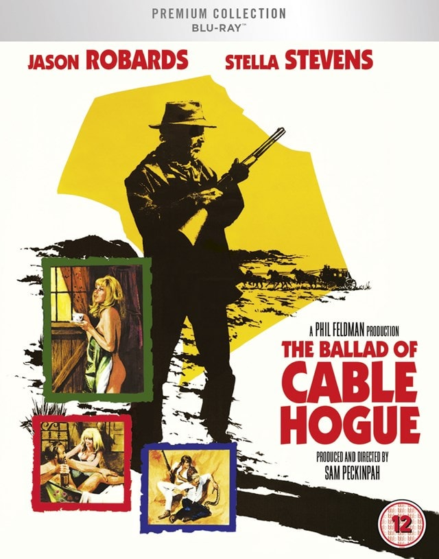The Ballad of Cable Hogue (hmv Exclusive) - The Premium Collection - 1