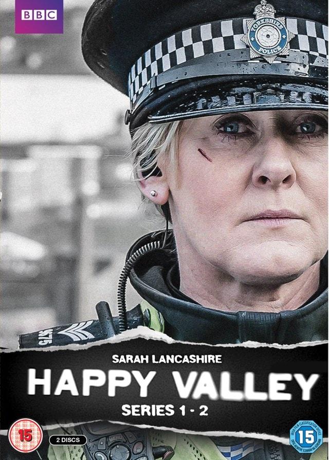 Happy Valley: Series 1-2 - 1