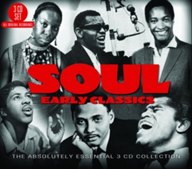 Soul Early Classics - The Absolutely Essential 3CD Set - 1
