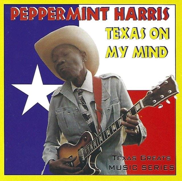 Texas On My Mind - 1