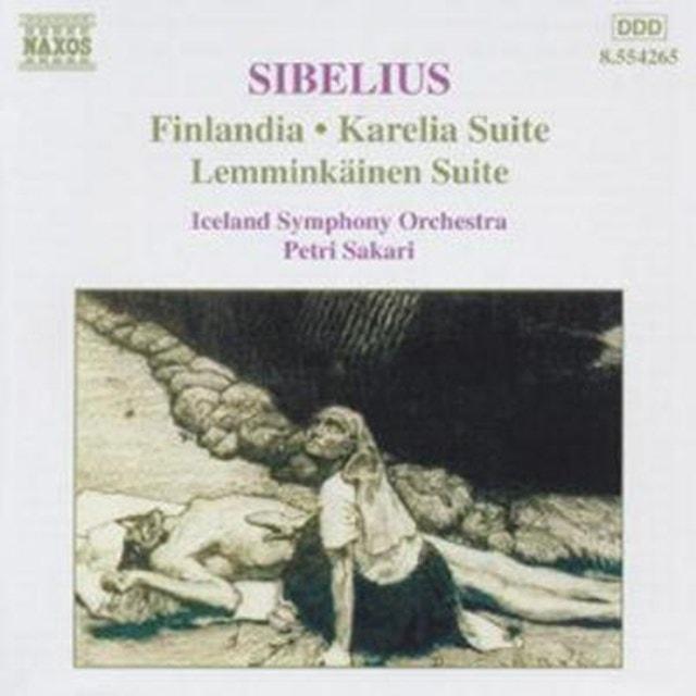 FINLANDIA - KARELIA SUITE  - LEMMINKAINEN SUITE - 1