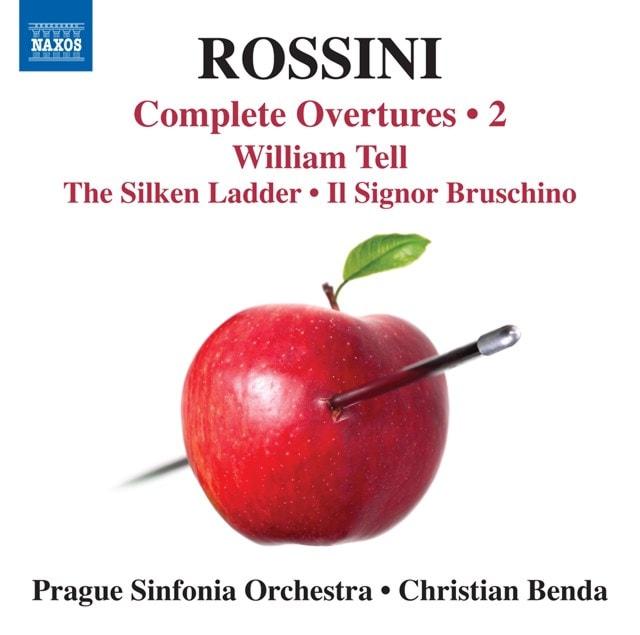 Rossini: Complete Overtures - Volume 2 - 1