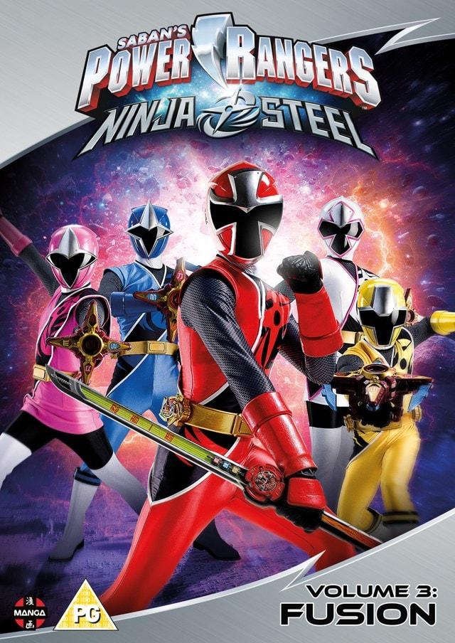 Power Rangers Ninja Steel: Volume 3 - Fusion - 1